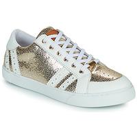 Sko Dame Lave sneakers Les Tropéziennes par M Belarbi SUZIE Guld / Hvid