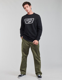 textil Herre Chinos / Gulerodsbukser Vans AUTHENTIC CHINO LOOSE PANT Kaki