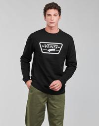 textil Herre Sweatshirts Vans FULL PATCH CREW II Sort