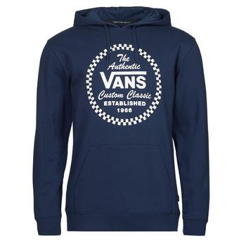 textil Herre Sweatshirts Vans ATHLETIC PO Blå