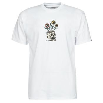 textil Herre T-shirts m. korte ærmer Vans SPROUTING SS Hvid