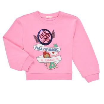 textil Pige Sweatshirts Billieblush LOUNNA Pink