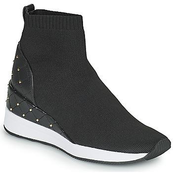 Sko Dame Høje sneakers MICHAEL Michael Kors SKYLE Sort