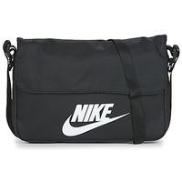 Tasker Skuldertasker Nike NIKE SPORTSWEAR Sort / Hvid