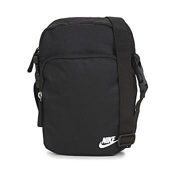 Tasker Bæltetasker & clutch  Nike NK HERITAGE CROSSBODY -  FA22 Sort / Hvid