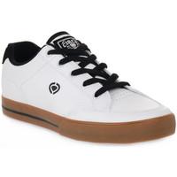 Sko Herre Lave sneakers C1rca AL 50 SLIM WHITE Bianco