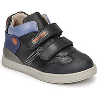 Sko Dreng Høje sneakers Biomecanics BIOEVOLUTION BOY Marineblå