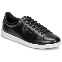 Sko Herre Lave sneakers Calvin Klein Jeans LOW TOP LACE UP LTH Sort