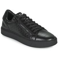 Sko Herre Lave sneakers Calvin Klein Jeans LOW TOP LACE UP Sort