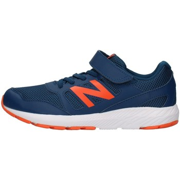 Sko Dreng Lave sneakers New Balance YT570BO2 BLUE