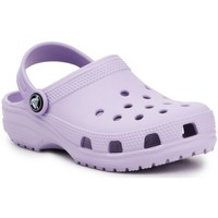 Sko Børn Træsko Crocs Classic Clog K Lilla