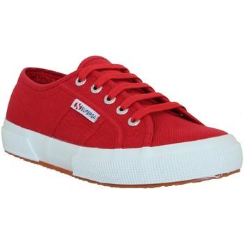 Sko Dame Lave sneakers Superga 137912 Rød