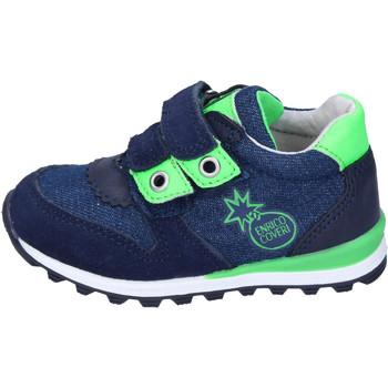Sko Dreng Lave sneakers Enrico Coveri Sneakers BJ973 Blå