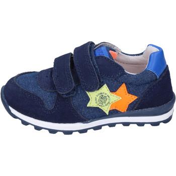 Sko Dreng Lave sneakers Enrico Coveri Sneakers BJ974 Blå