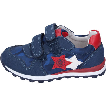 Sko Dreng Lave sneakers Enrico Coveri Sneakers BJ976 Blå