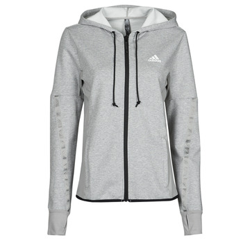 textil Dame Sportsjakker adidas Performance METRED Lyng / Grå / Medium