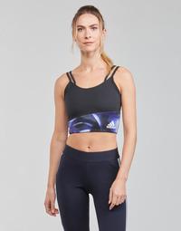 textil Dame Sports-BH adidas Performance WUFORU Sort