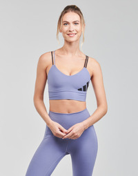 textil Dame Sports-BH adidas Performance AMEBAR Violet
