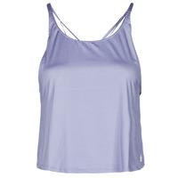 textil Dame Toppe / T-shirts uden ærmer adidas Performance YOGA CROP Violet
