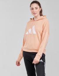 textil Dame Sweatshirts adidas Performance WIFIEB HOODIE Blush