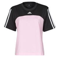 textil Dame T-shirts m. korte ærmer adidas Performance WECBT Sort