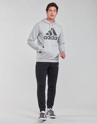 textil Herre Træningsdragter adidas Performance M BL FT HD TS Lyng / Grå / Medium / Sort