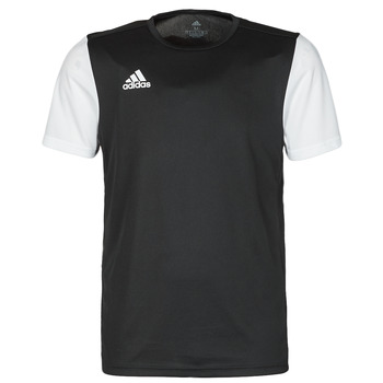 textil Herre T-shirts m. korte ærmer adidas Performance ESTRO 19 JSY Sort