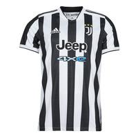 textil T-shirts m. korte ærmer adidas Performance JUVE H JSY Hvid