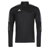 textil Sportsjakker adidas Performance TIRO21 TR TOP Sort