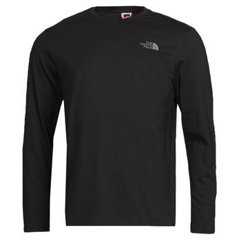 textil Herre Langærmede T-shirts The North Face L/S EASY TEE Sort