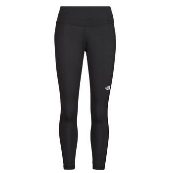 textil Dame Leggings The North Face W FLEX HR 7/8 TIGHT Sort