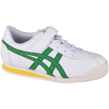Sko Børn Lave sneakers Onitsuka Tiger Corsair PS Hvid