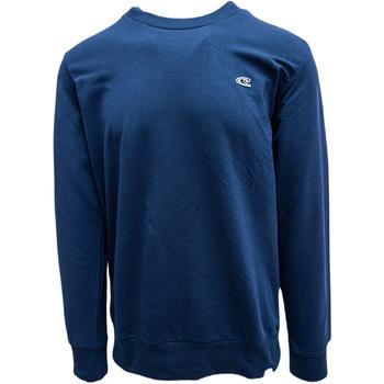 textil Herre Sweatshirts O'neill Jack's Wave Crew Blå
