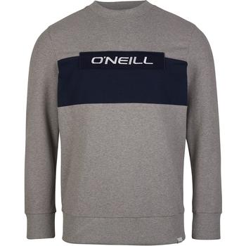 textil Herre Sweatshirts O'neill Club Crew Grå