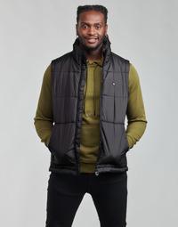 textil Herre Dynejakker adidas Originals PADDED VEST Sort