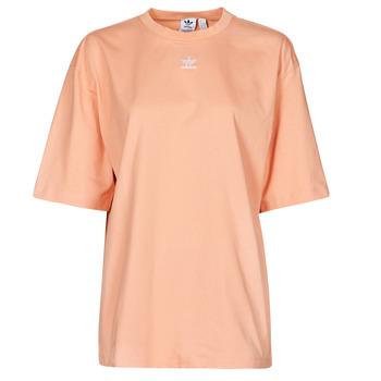 textil Dame T-shirts m. korte ærmer adidas Originals TEE Blush