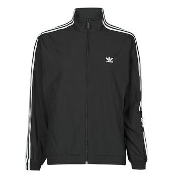 textil Dame Sportsjakker adidas Originals TRACK TOP Sort