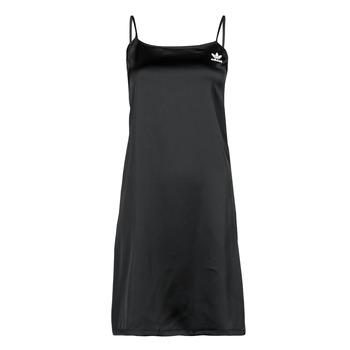 textil Dame Korte kjoler adidas Originals DRESS Sort