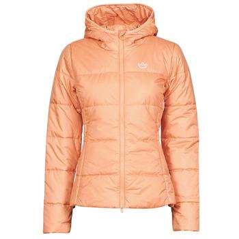 textil Dame Dynejakker adidas Originals SLIM JACKET Blush