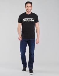 textil Herre Lige jeans G-Star Raw 3301 STRAIGHT Blå
