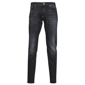 textil Herre Jeans - skinny G-Star Raw REVEND SKINNY Sort