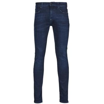 textil Herre Jeans - skinny G-Star Raw REVEND FWD SKINNY Blå