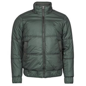 textil Herre Dynejakker G-Star Raw MEEFIC QUILTED JKT Grøn