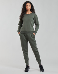 textil Dame Træningsbukser G-Star Raw PREMIUM CORE 3D TAPERED SW PANT WMN Grå