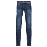 textil Herre Smalle jeans Le Temps des Cerises 712 BAS Blå