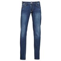 textil Herre Smalle jeans Le Temps des Cerises 712 JOGG Blå