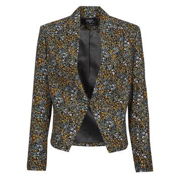 textil Dame Jakker / Blazere Le Temps des Cerises SIXTYN Flerfarvet