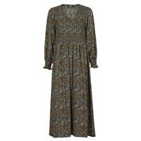 textil Dame Korte kjoler Le Temps des Cerises PEAK Sort