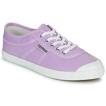 Sko Dame Lave sneakers Kawasaki ORIGINAL Violet