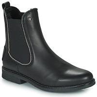Sko Dame Støvler Panama Jack GILIAN Sort